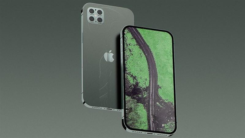 Nhìn mẫu thiết kế iPhone 12 Pro này mình chỉ muốn mua ngay 1 chiếc