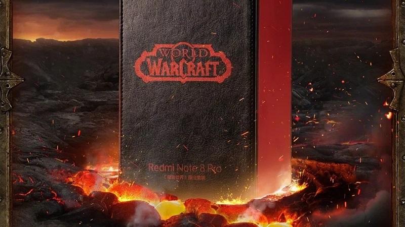 Fan WoW đâu rồi, vào xem ngày bán Redmi Note 8 Pro World of Warcraft Edition nè