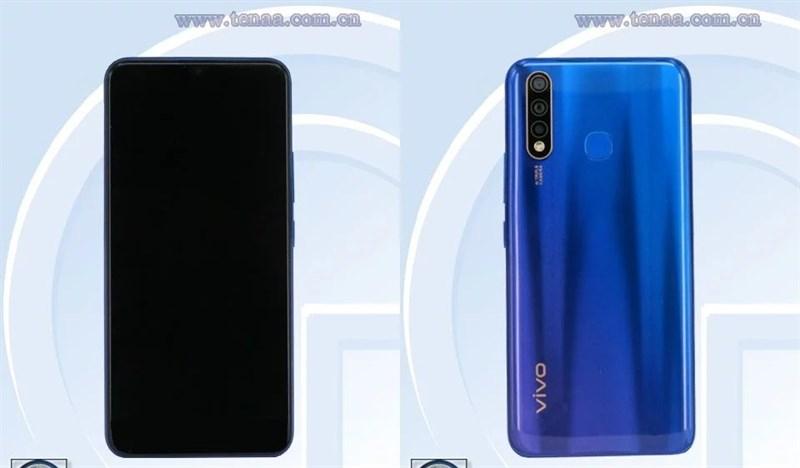 Vivo chuẩn bị ra mắt smartphone mới với 3 camera sau, pin 5.000mAh, hỗ trợ sạc nhanh
