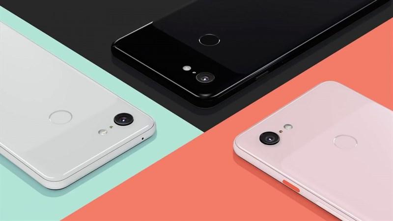 Google sẽ ngừng bán Pixel 3 và Pixel 3 XL sau khi Pixel 4 ra mắt