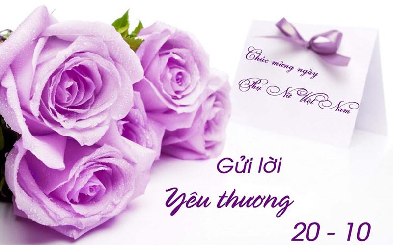 Vì sao 20/10 được chọn làm ngày Phụ nữ Việt Nam