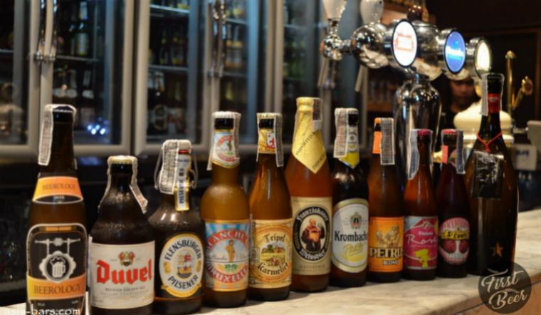 Điểm danh các loại bia nhập khẩu ngon trên thị trường Việt Nam