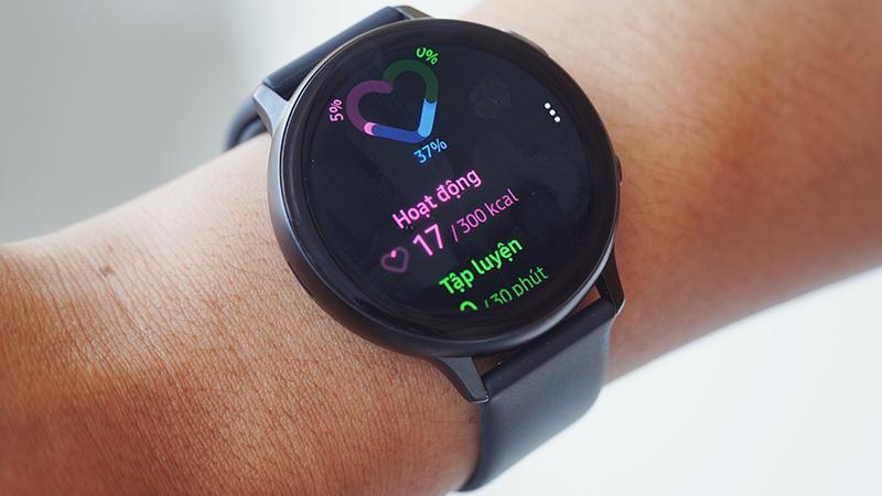Đánh giá chi tiết đồng hồ Galaxy Active 2: Đáng để mua hay chỉ nên ngắm? - ảnh 16