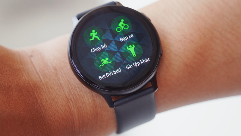 Đánh giá chi tiết đồng hồ Galaxy Active 2: Đáng để mua hay chỉ nên ngắm? - ảnh 17