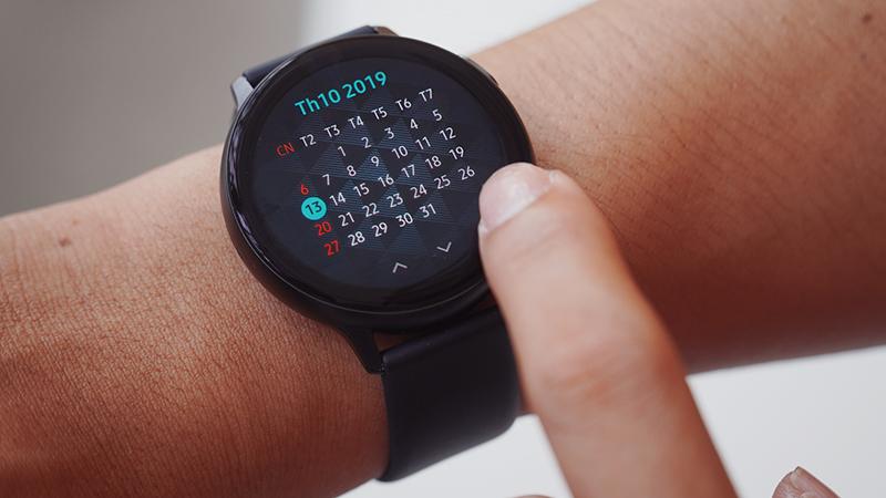 Đánh giá chi tiết đồng hồ Galaxy Active 2: Đáng để mua hay chỉ nên ngắm? - ảnh 25