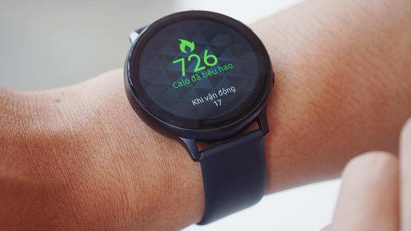 Đánh giá chi tiết đồng hồ Galaxy Active 2: Đáng để mua hay chỉ nên ngắm? - ảnh 27