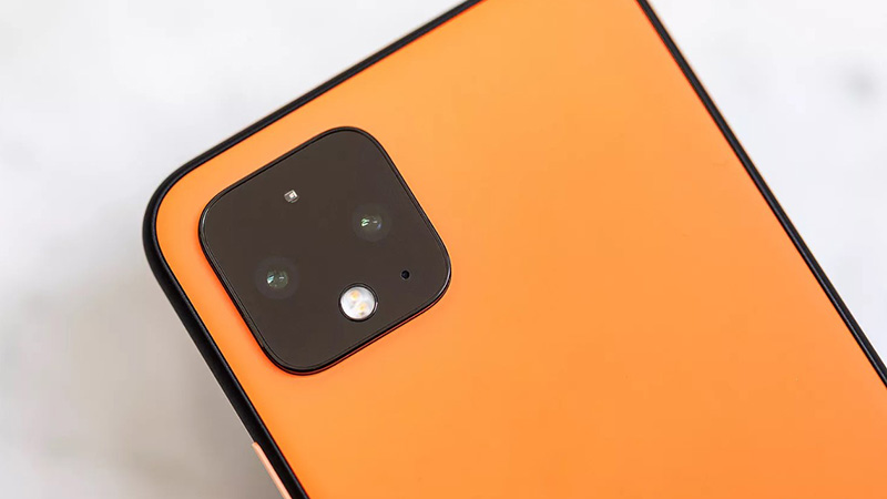 Camera trên Pixel 4