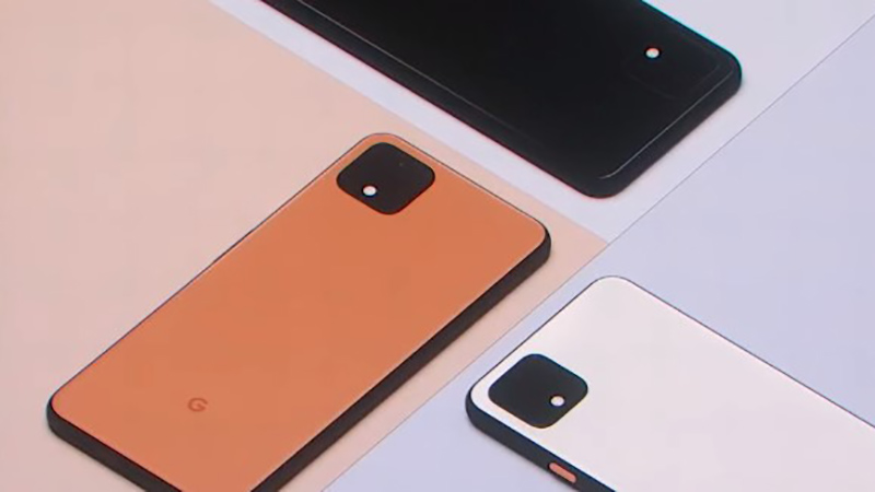 ba màu trên Pixel 4 và Pixel 4 XL