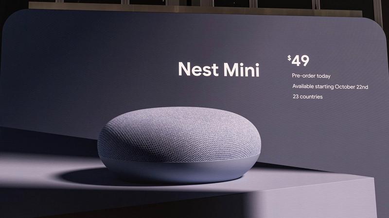 Nest Mini 2