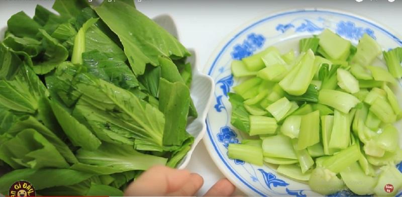 Cách nấu canh rau cải ngon ngọt, không biết nấu ăn cũng làm được