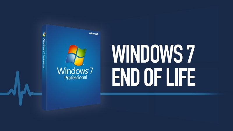 Microsoft bắt đầu nhắc nhẹ người dùng sắp hết thời hạn hỗ trợ Windows 7 Pro