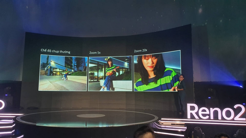 OPPO Reno2 và Reno2 F ra mắt tại Việt Nam: 4 camera, hiệu năng tốt - ảnh 10