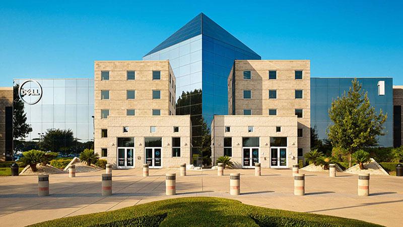 trụ sở Dell