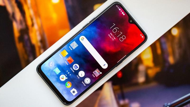 Fan Realme vào xem nhanh, điện thoại đang giảm giá thấy mê - ảnh 1