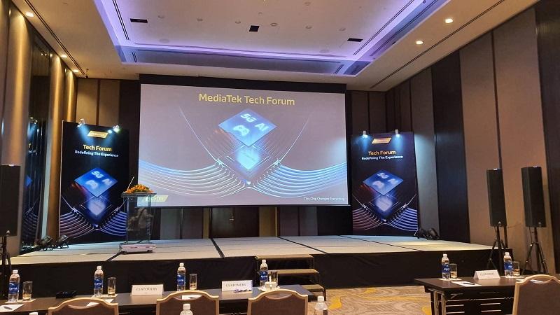 Tổng quan sự kiện Tech Forum Mediatek
