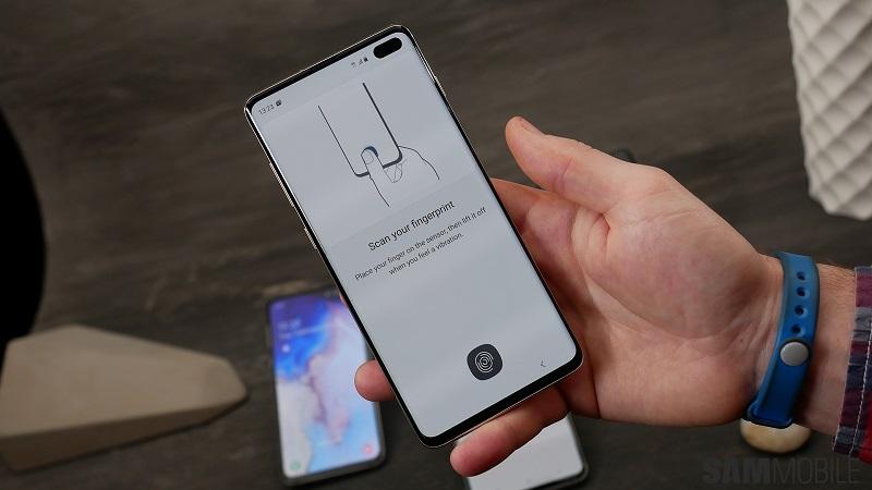 Samsung sẽ tung bản cập nhật vá lỗi cảm biến vân tay cho Note 10 cũ - 277232