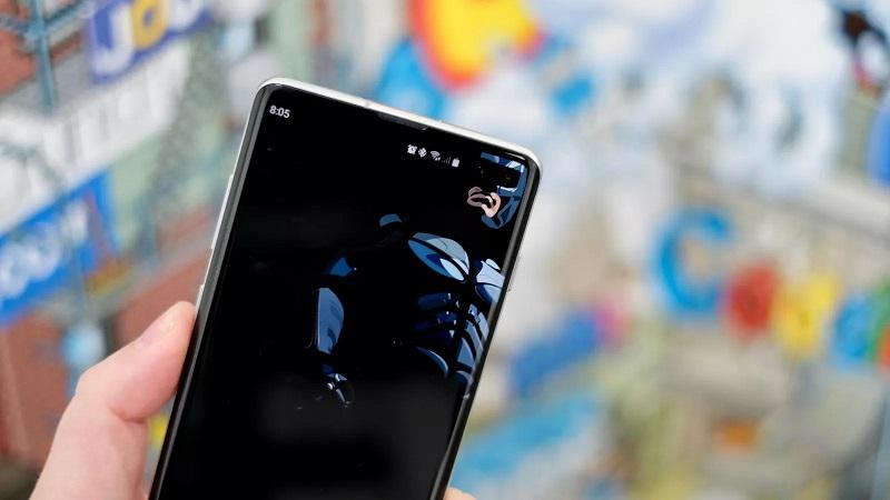Samsung sẽ ra mắt smartphone có camera trong màn hình vào năm 2020