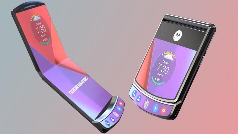 Cuối cùng Motorola cũng chịu tung teaser xác nhận ngày ra mắt RAZR 2019 màn hình gập