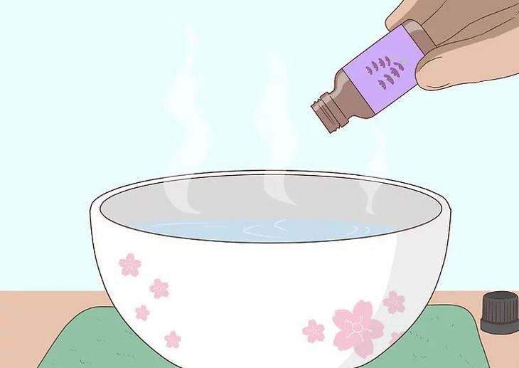 Thêm vào các loại thảo dược hoặc tinh dầu tự nhiên