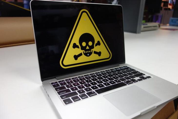 Máy Mac có bị virus không