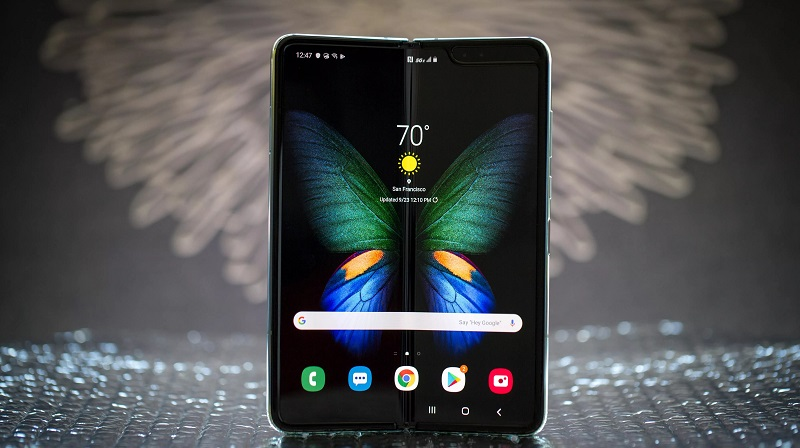 Samsung nhắm mục tiêu bán ra thị trường 6 triệu chiếc smartphone màn hình gập vào năm 2020