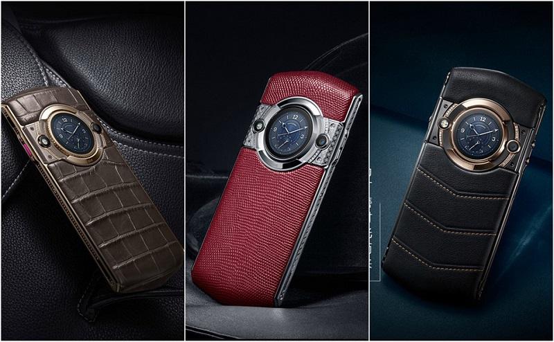 Smartphone sử dụng chip Snapdragon 865 đầu tiên trên thế giới được công bố với thiết kế siêu sang, camera 64MP - ảnh 3