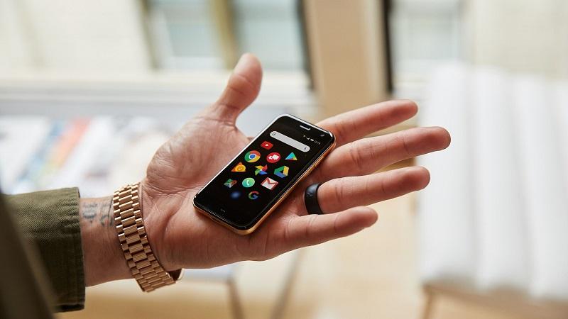 TCL Palm Phone được TENAA chứng nhận, sắp có Palm Phone giá rẻ?