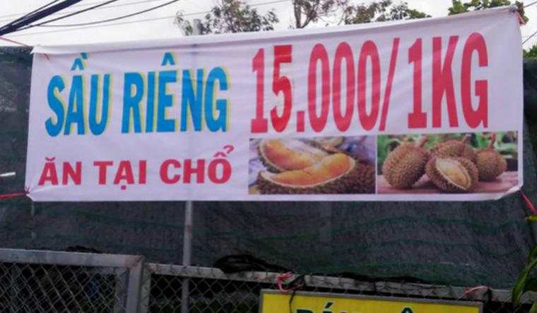 Vì sao lại có hình thức ăn sầu riêng trả hạt, đây có phải là chiêu trò gì không?
