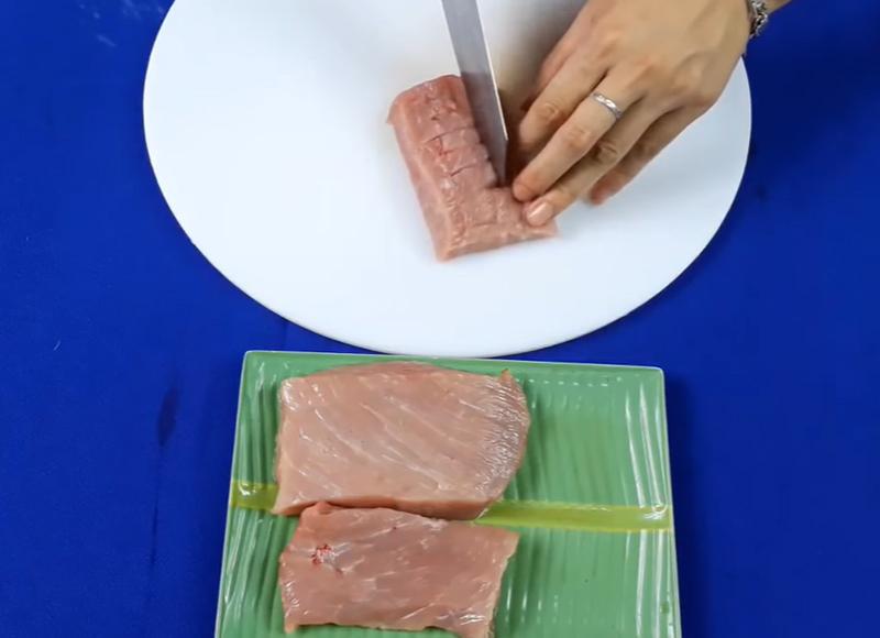 Cách làm thịt heo chiên xù