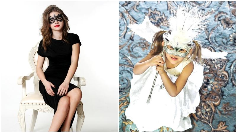 Halloween sẽ trở nên buồn tẻ biết bao nếu thiếu những chiếc mặt nạ hóa trang