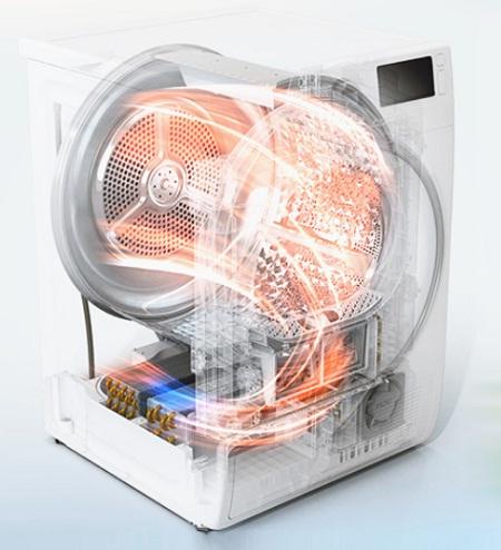 Máy sấy bơm nhiệt Heatpumb là gì?