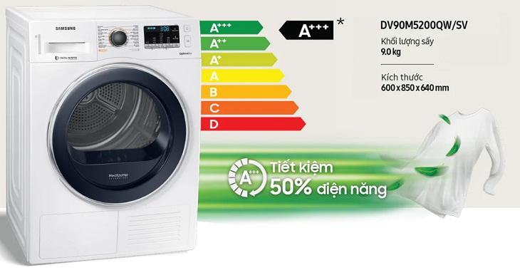 Máy sấy bơm nhiệt Heatpumb Tiết kiệm điện năng đến 50%
