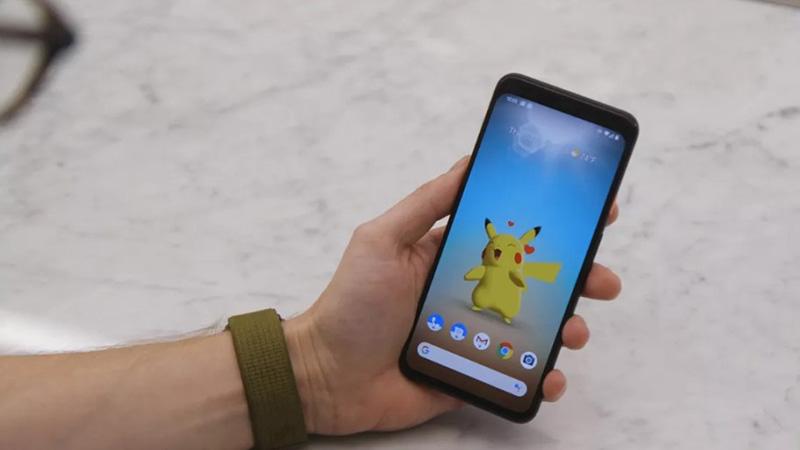 màn hình google pixel 4 xl