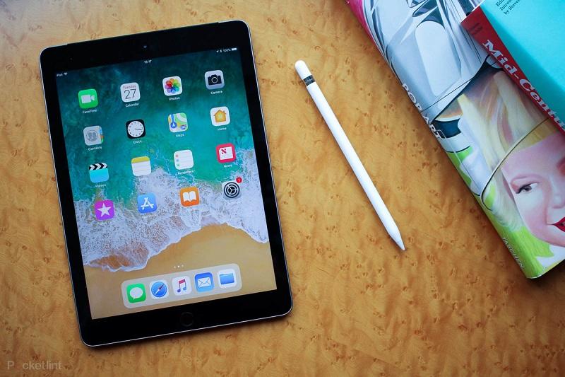 iPad 2018 ra mắt với những tính năng không quá nổi trội nhưng mức giá lại rất rẻ