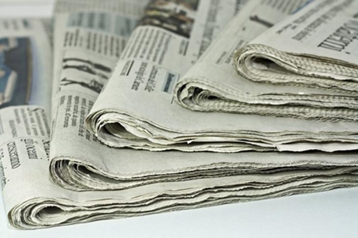 Sử dụng giấy báo cũ