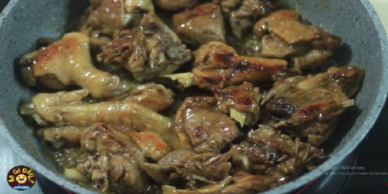 Cách nấu vịt kho nước dừa đậm vị ngon ơi là ngon