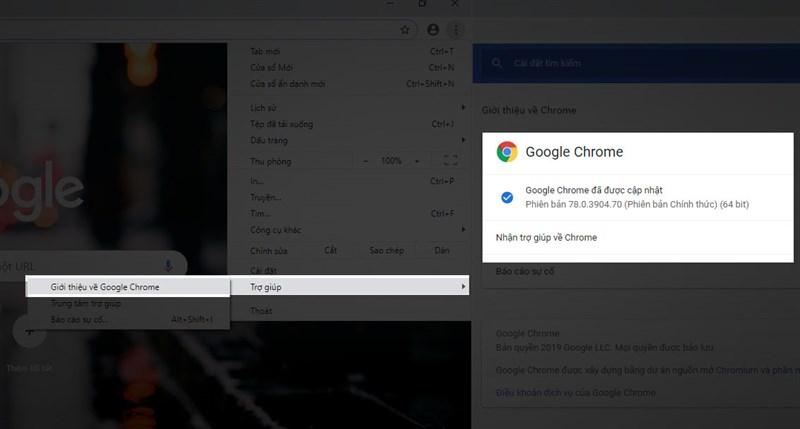 Nền tối Chrome, Facebook