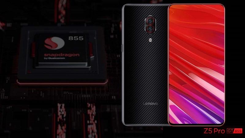 Lenovo Z5 Pro GT chip Snapdragon 855, RAM 8GB đang được bán với giá chỉ 4.5 triệu đồng