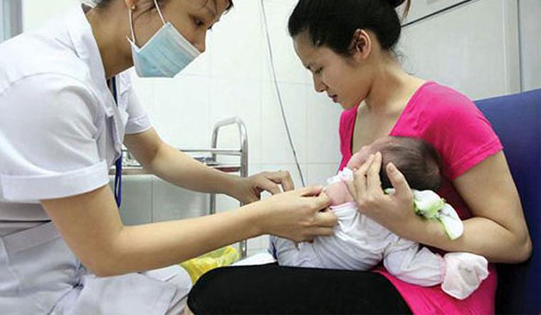 Lịch tiêm chủng theo quy định của Bộ Y tế cho trẻ từ 0-10 tuổi