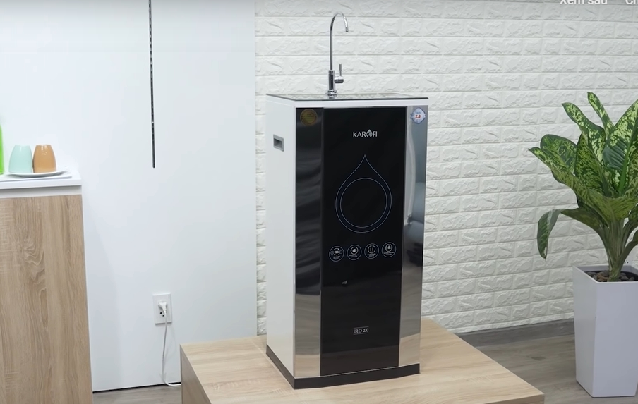 Máy lọc nước thông minh có các tính năng thông minh