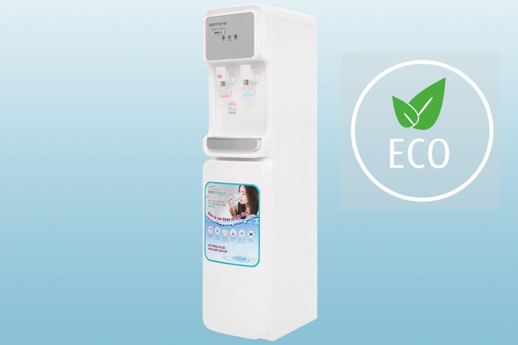Máy lọc nước thông minh có chế độ Eco tiết kiệm điện