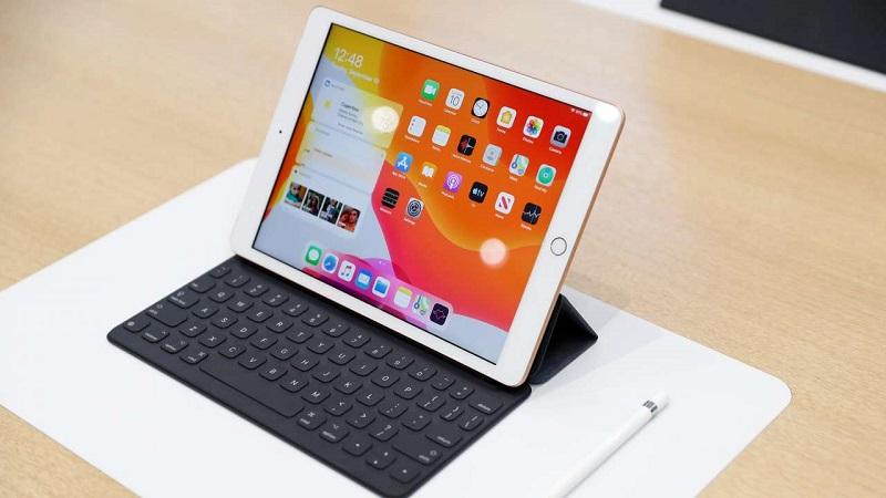 iPad thế hệ 7 ra mắt