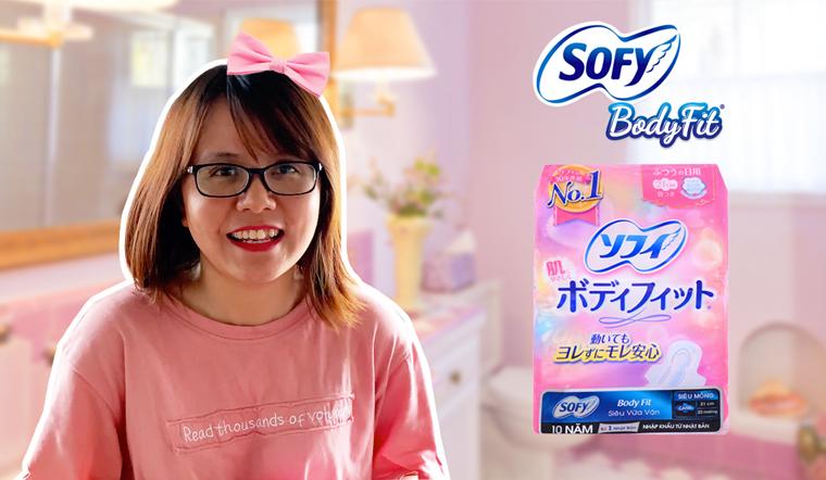 Review thực tế khi sử dụng băng vệ sinh Sofy Body Fit: Rất mềm mịn và thấm hút cực tốt