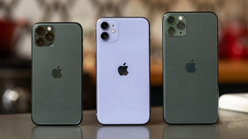 Bộ ba iPhone 11 có lượng đơn đặt trước tại Thế Giới Di Động cực kỳ ấn tượng