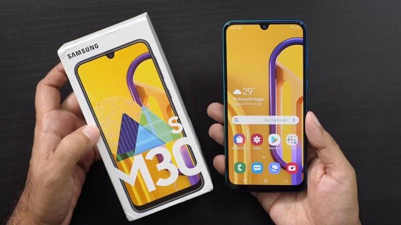 Samsung chính thức trình làng Galaxy M30s tại Việt Nam