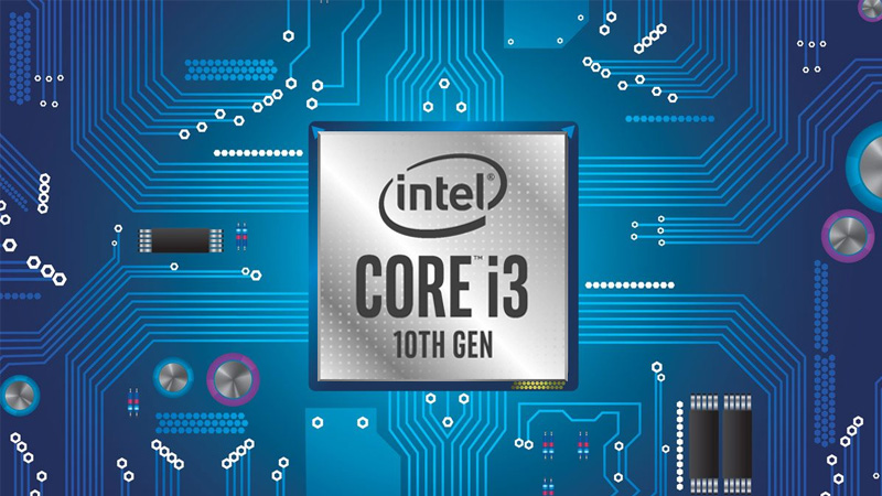 core i3 gen 10 ice lake