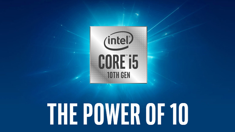 intel core i5 comet lake