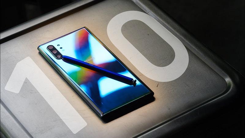 Ưu đãi giảm Galaxy Note 10, Note 10+, S10+