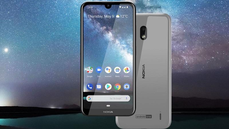 Rò rỉ những thông tin đầu tiên về smartphone giá rẻ Nokia 2.3