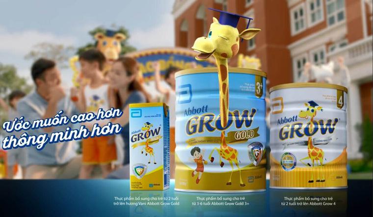 Sữa Abbott Grow có tốt như quảng cáo giúp trẻ tăng trưởng chiều cao tuyệt đối?